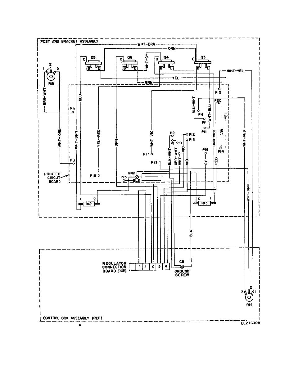 Delco Remy Voltage Regulator Schematic Delco Free Engine