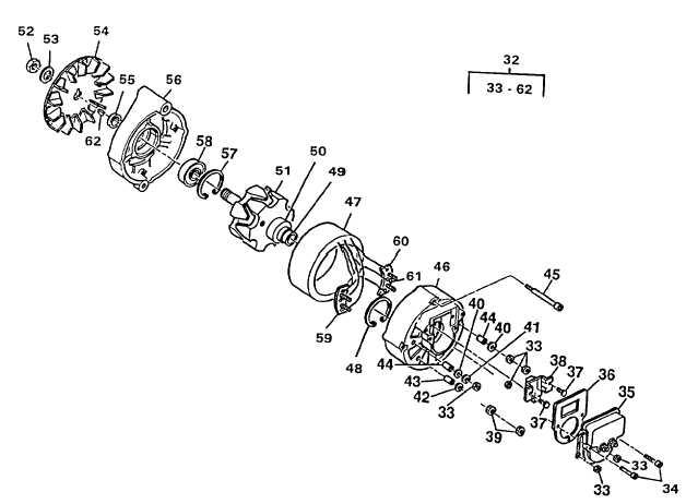 Delco Remy 3 Wire Alternator Wiring Diagram additionally 66 Mustang Wiring Diagram besides Spark Plug Wire Diagram 2001 Ford Taurus also Voltage Regulator Wiring Diagram Kubota further TM 9 2320 280 24P 1 119. on alternator design