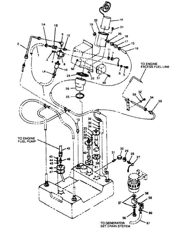 FIGURE 2-26  Fuel Tank FIller Neck and Low Pressure Fuel