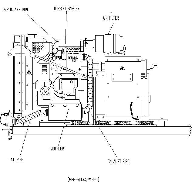 stamford alternator wiring diagrams pdf figure 1 7 intake exhaust system tm 9 6115 670 14p 41  figure 1 7 intake exhaust system tm 9 6115 670 14p 41