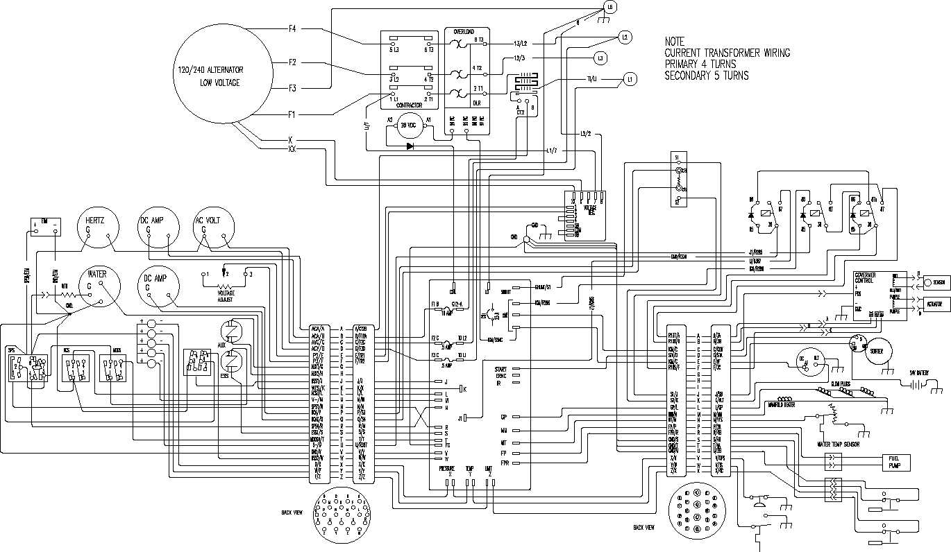 TM 9 6115 670 14P_735_1 generator transfer switch buying and wiring readingrat net Predator 22Hp Engine Wiring Diagram at aneh.co