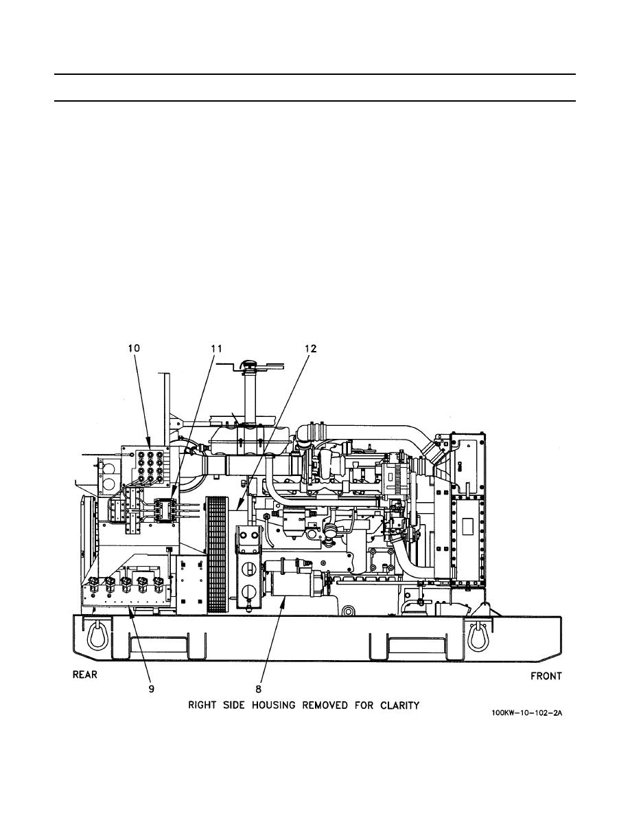ac contactor location