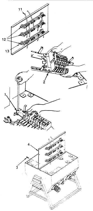 4  install circuit breaker assembly